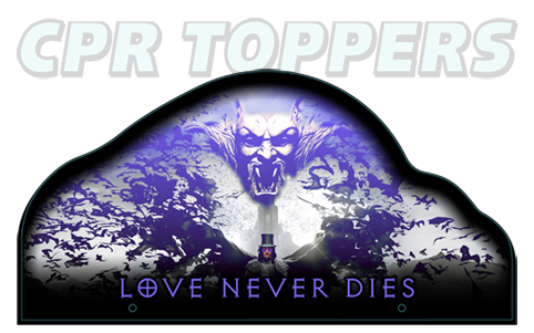Cool new Toppers from CPR Bram-Stokers-Dracula-Topper